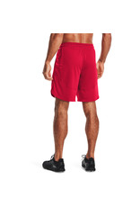 Under Armour UA Knit Training Shorts-RED