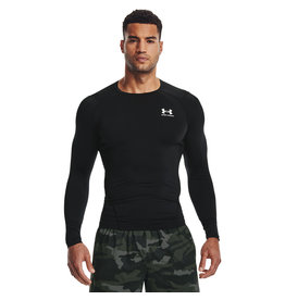 Under Armour UA HG Armour Comp LS-BLK