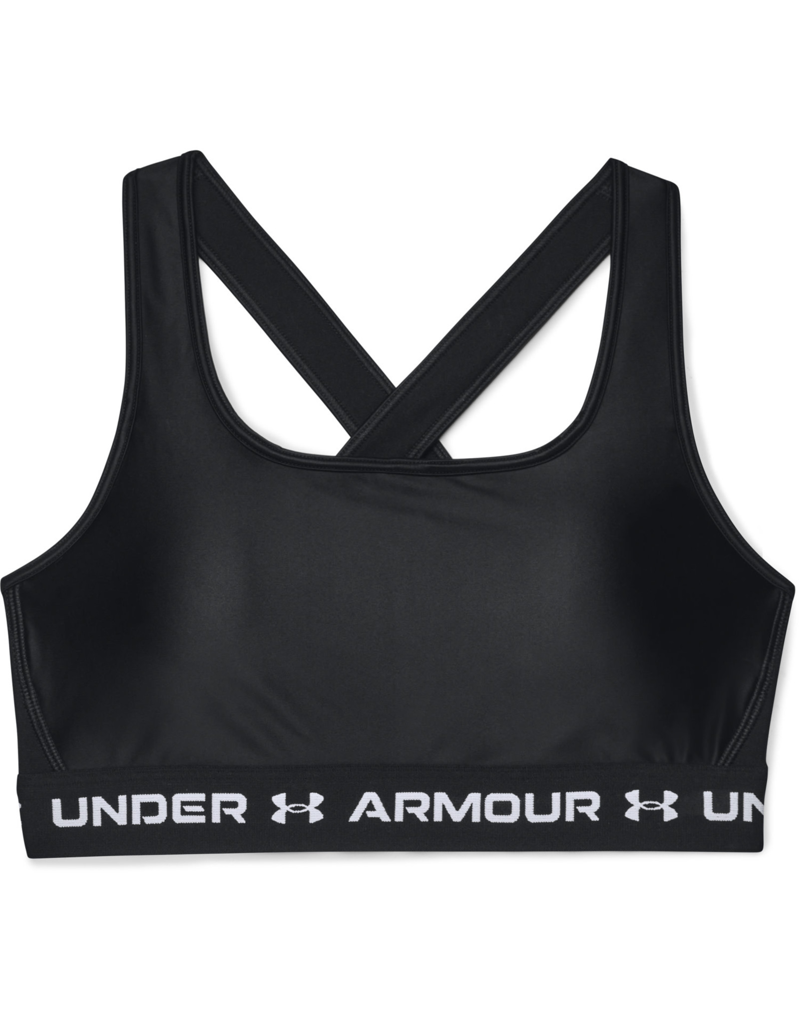 Under Armour UA Crossback Matte/Shine-BLK