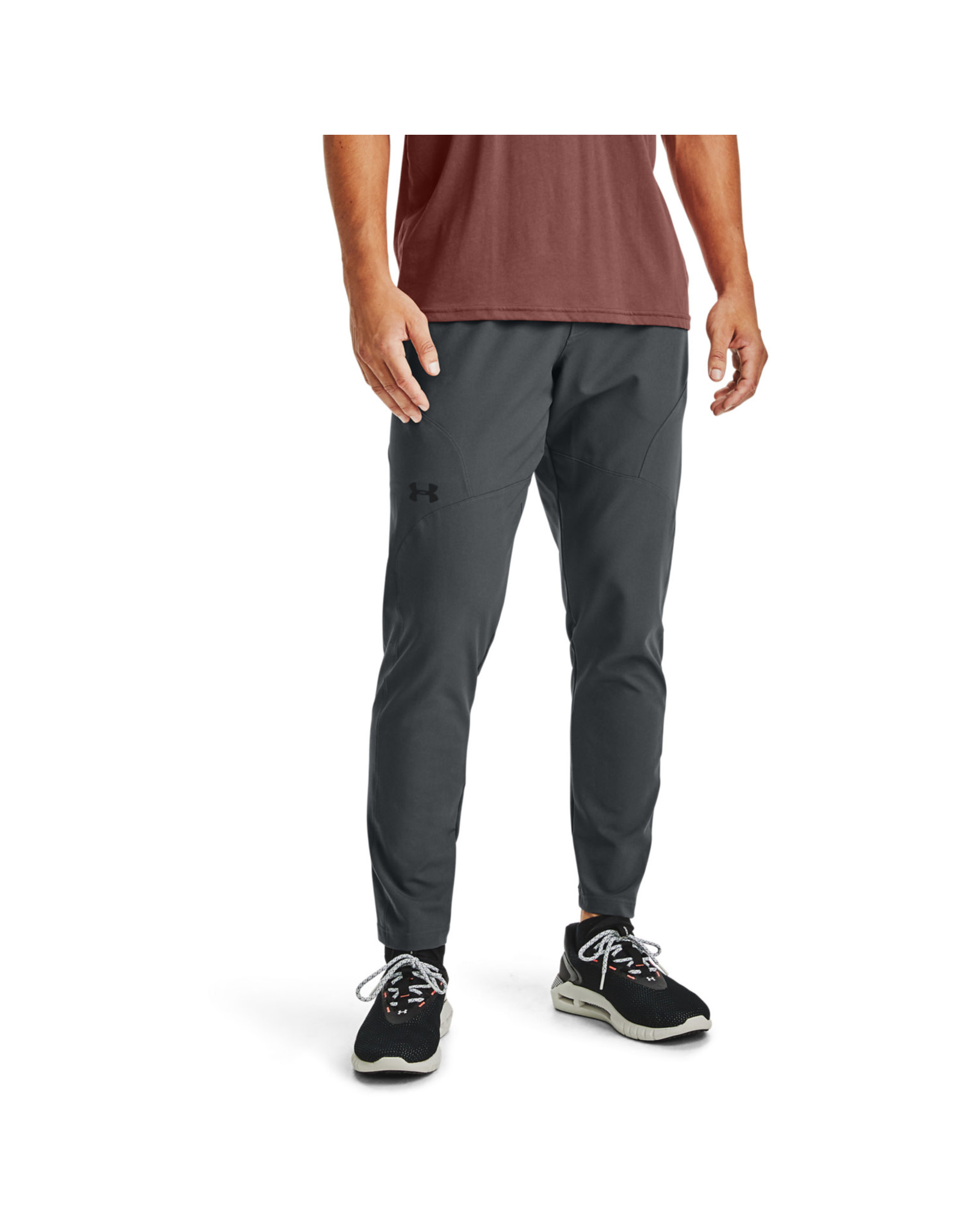 Under Armour UA Unstoppable Tapered Pants - Grey