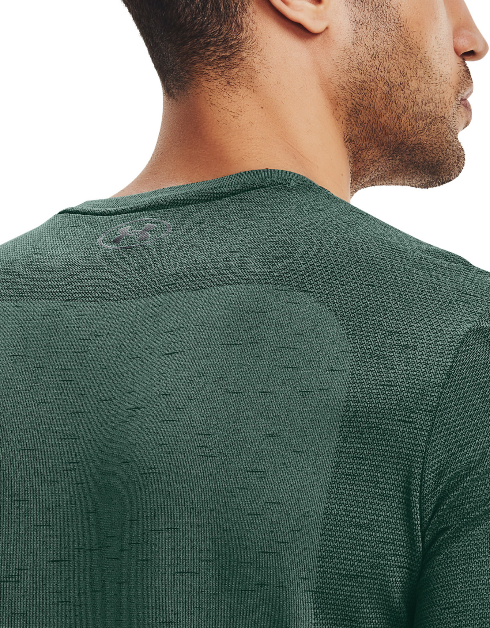 Under Armour UA Seamless SS-GRN