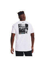 Under Armour UA In Gym SS Tee-White
