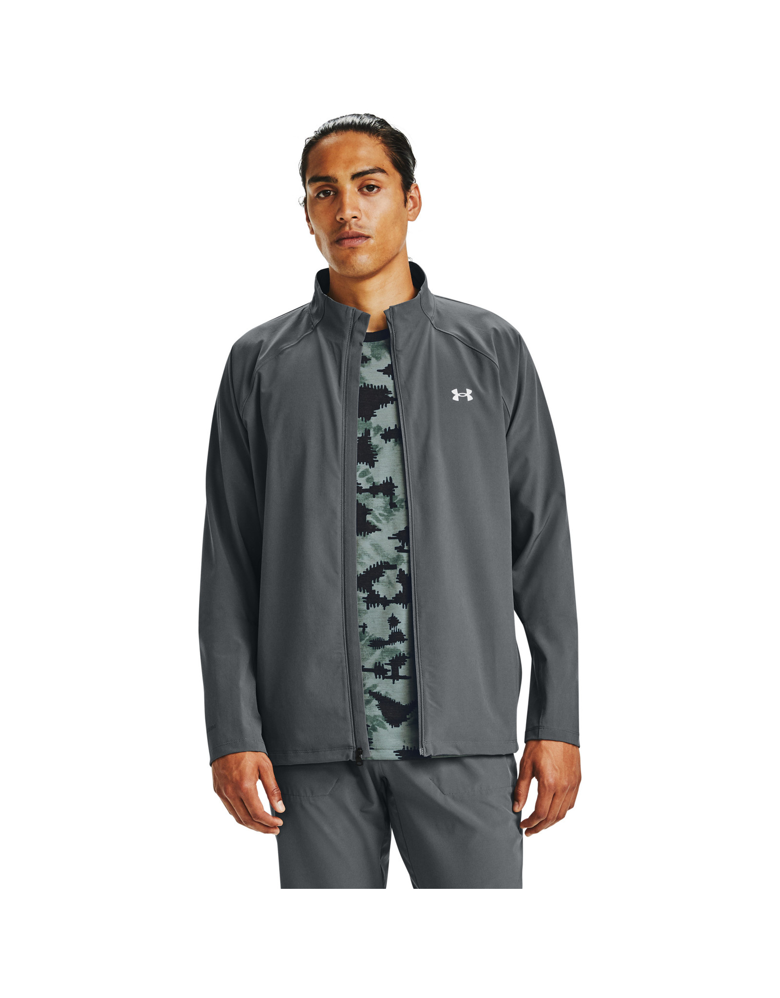 Under Armour Storm launch jacket 3.0 - Gray