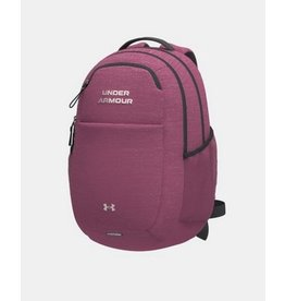 Under Armour UA Hustle Signature Backpack-PNK,OSFA