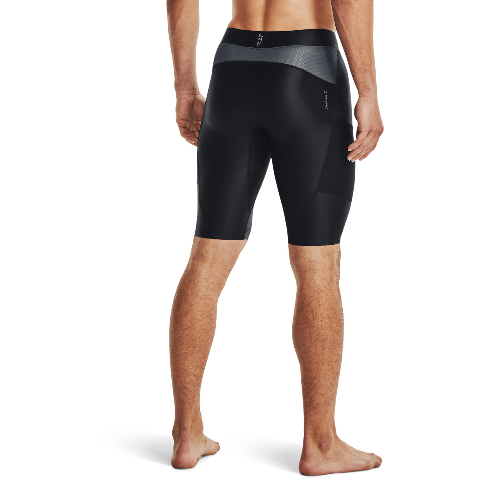 Under Armour UA Project Rock HG IsoChill Shorts-BLK