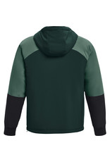 Under Armour UA Spring Insulate Jacket - Black-TODDY GREEN-Black