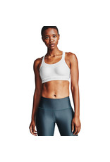 Under Armour Armour High Crossback Bra-White