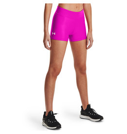 Under Armour HeatGear Armour Mid-Rise Shorty - pink