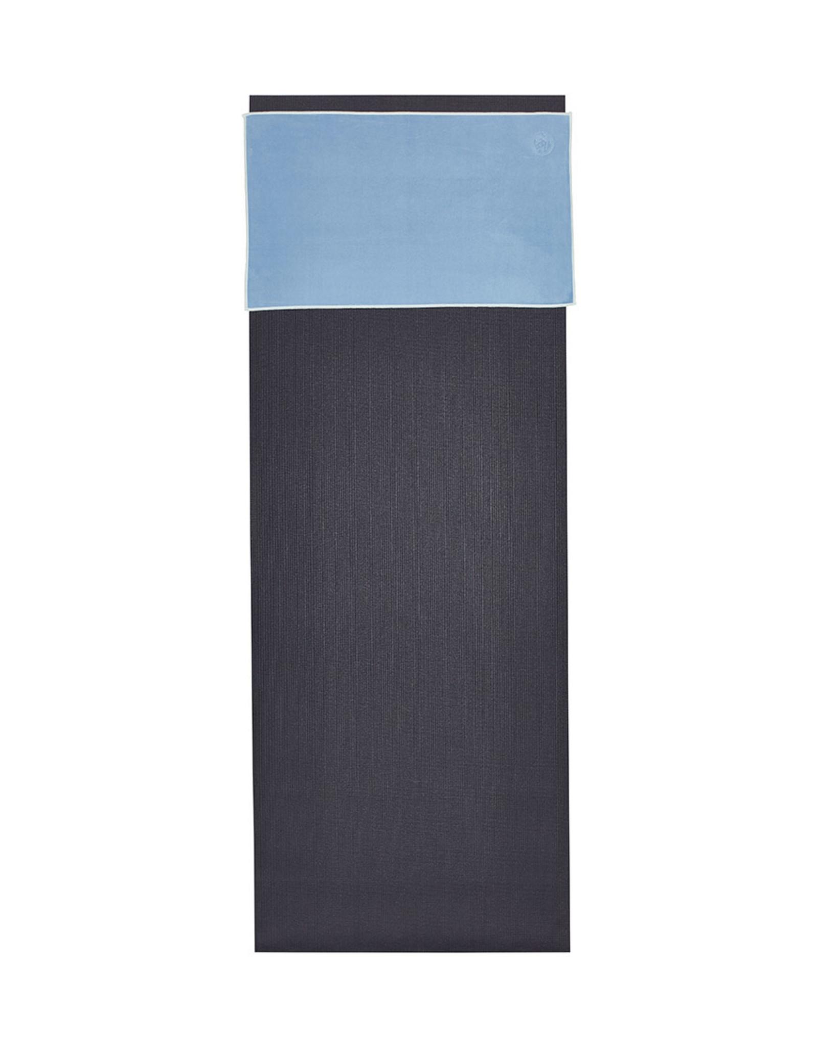 Manduka Towels-eQua-Hand-Clear Blue