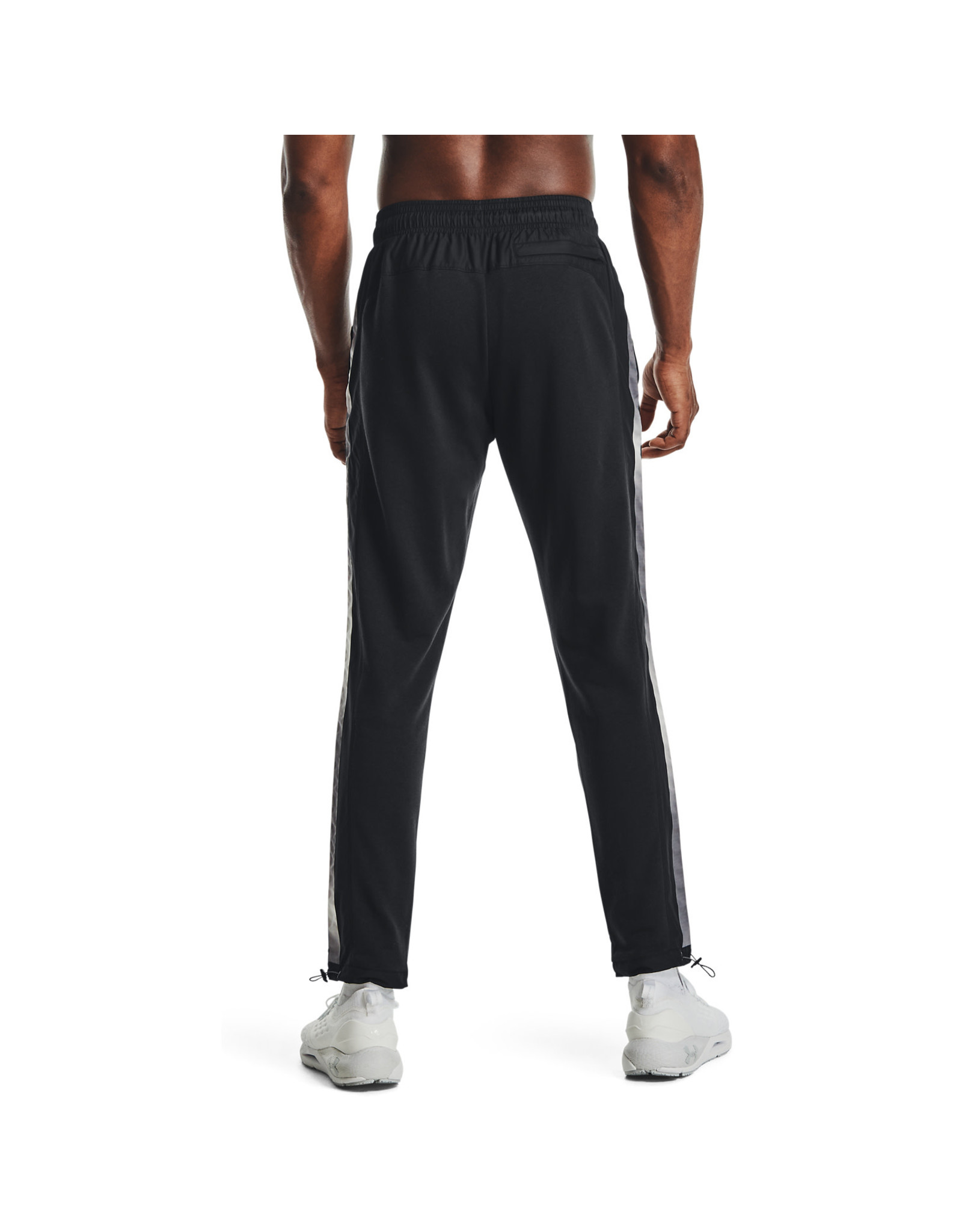 Under Armour UA Rival Terry AMP Pant-Black-Grey