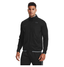 Under Armour UA RECOVER™ Knit Track Jacket - Black