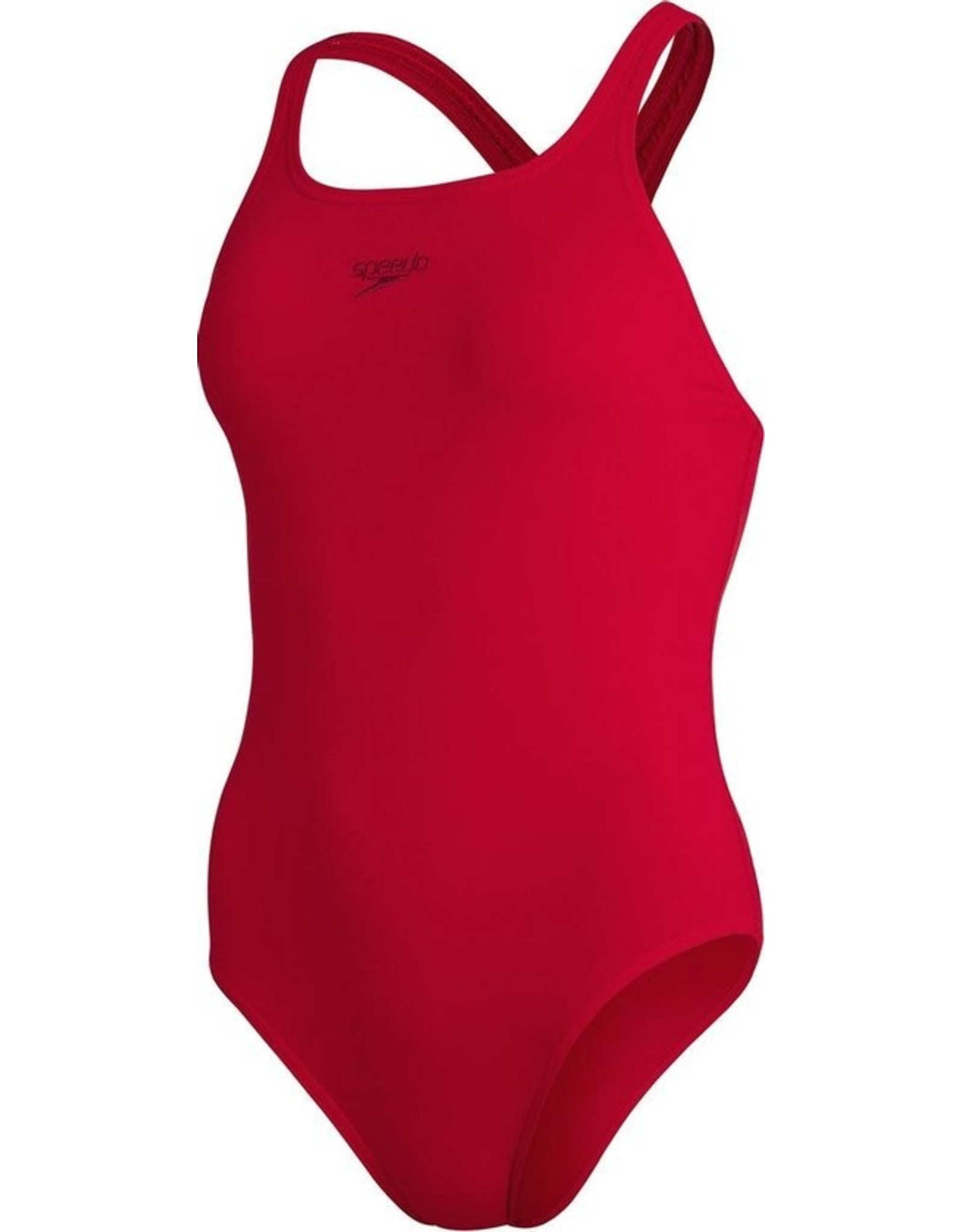 Speedo W Pool Essential End Medalist - Red