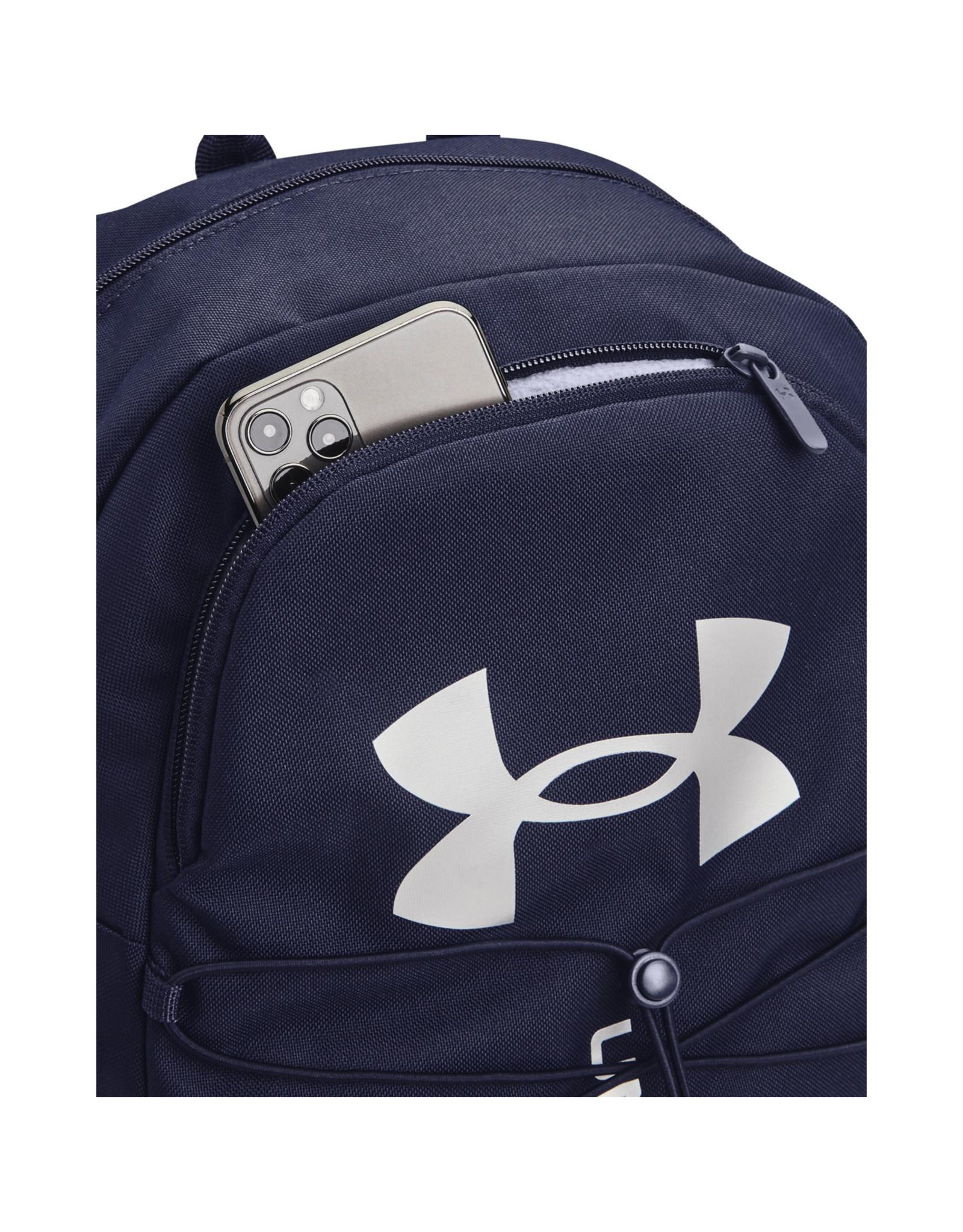 Under Armour UA Hustle Sport Backpack-Navy