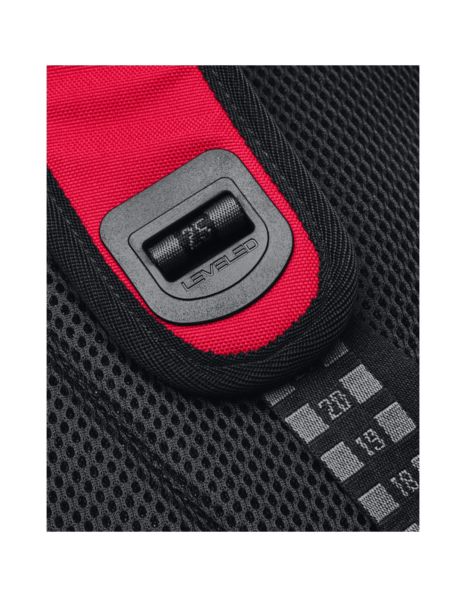 Under Armour UA Hustle Pro Backpack-Red