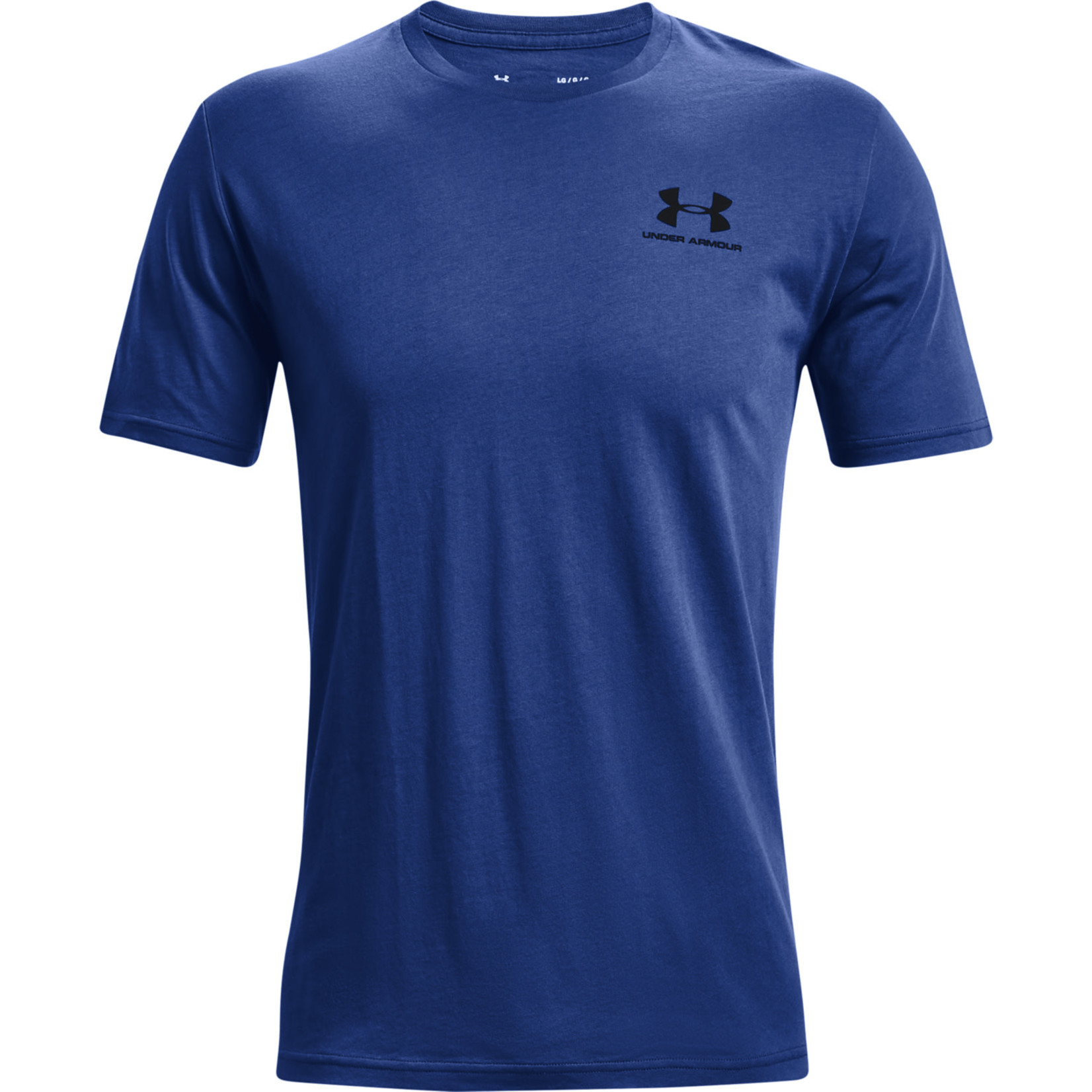 Under Armour UA SPORTSTYLE LC SS-Blue