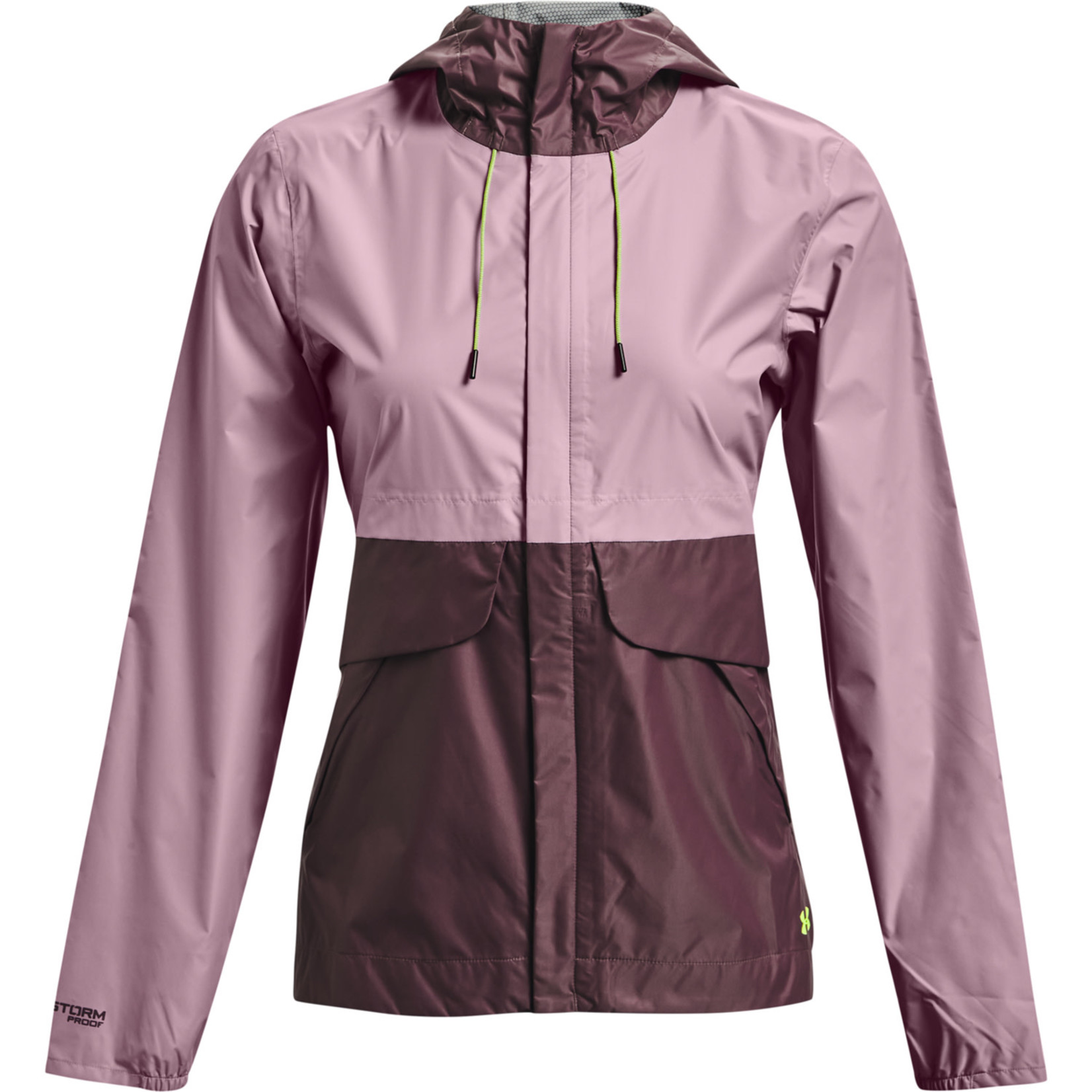 Under Armour UA Cloudstrike Shell Jacket-Pink