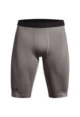Under Armour UA HG Rush 2.0 Long Shorts-Gray