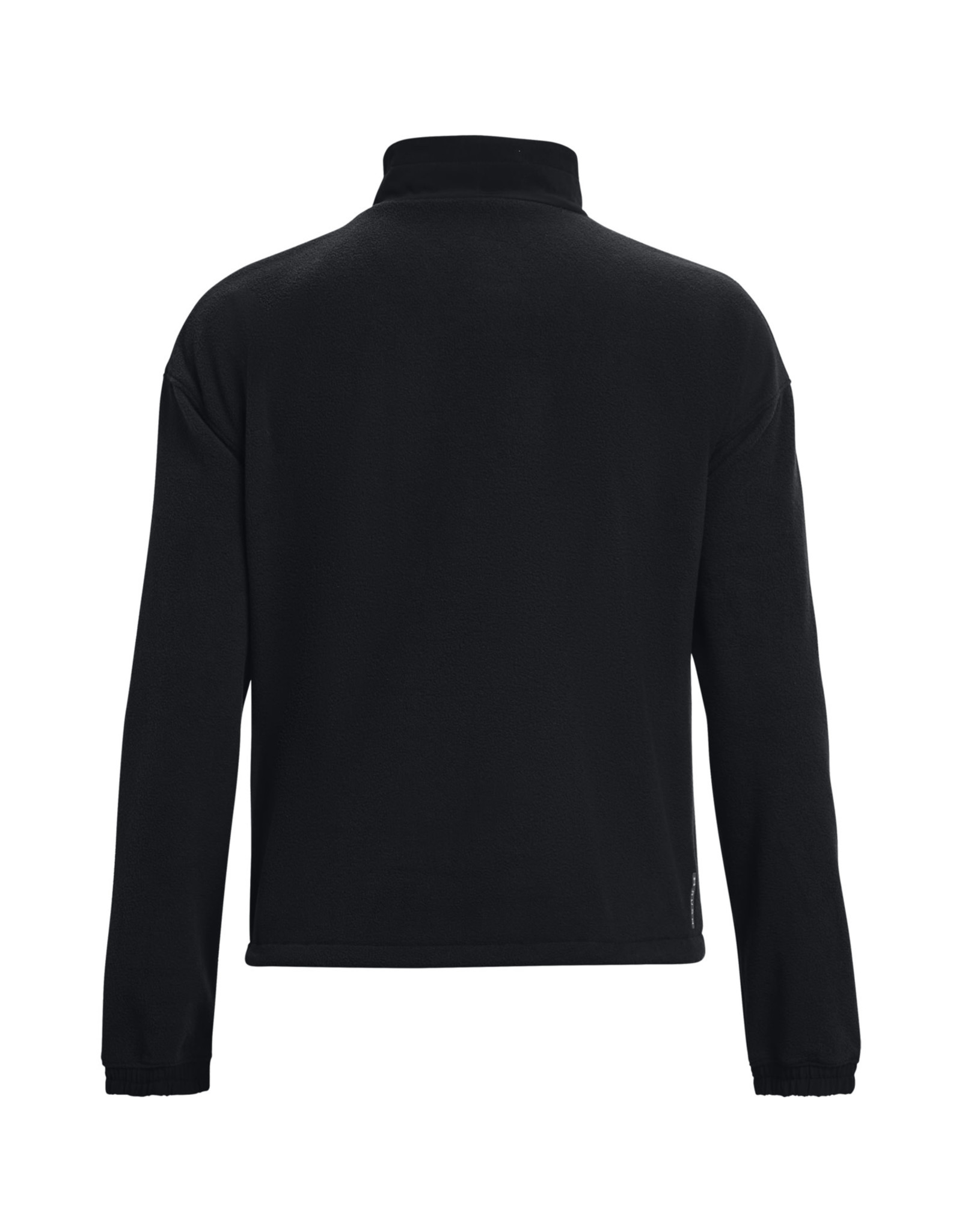 Under Armour UA Rush Fleece 1/2 Zip-Black