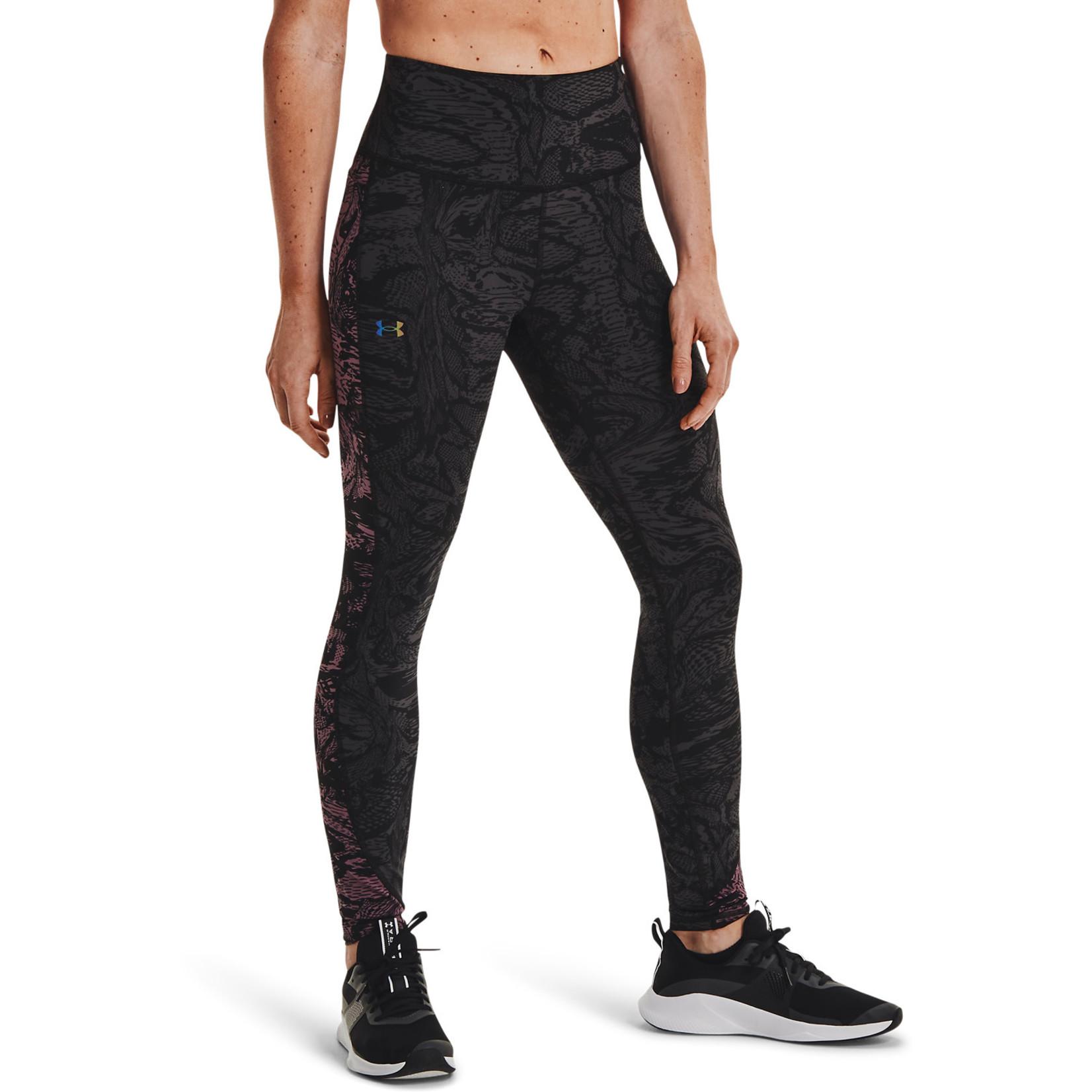 Under Armour UA Rush Legging 6M Novelty-Black
