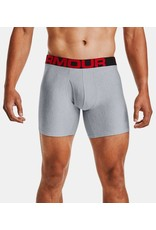 Under Armour UA Tech 6in 2 Pack-Grey 011