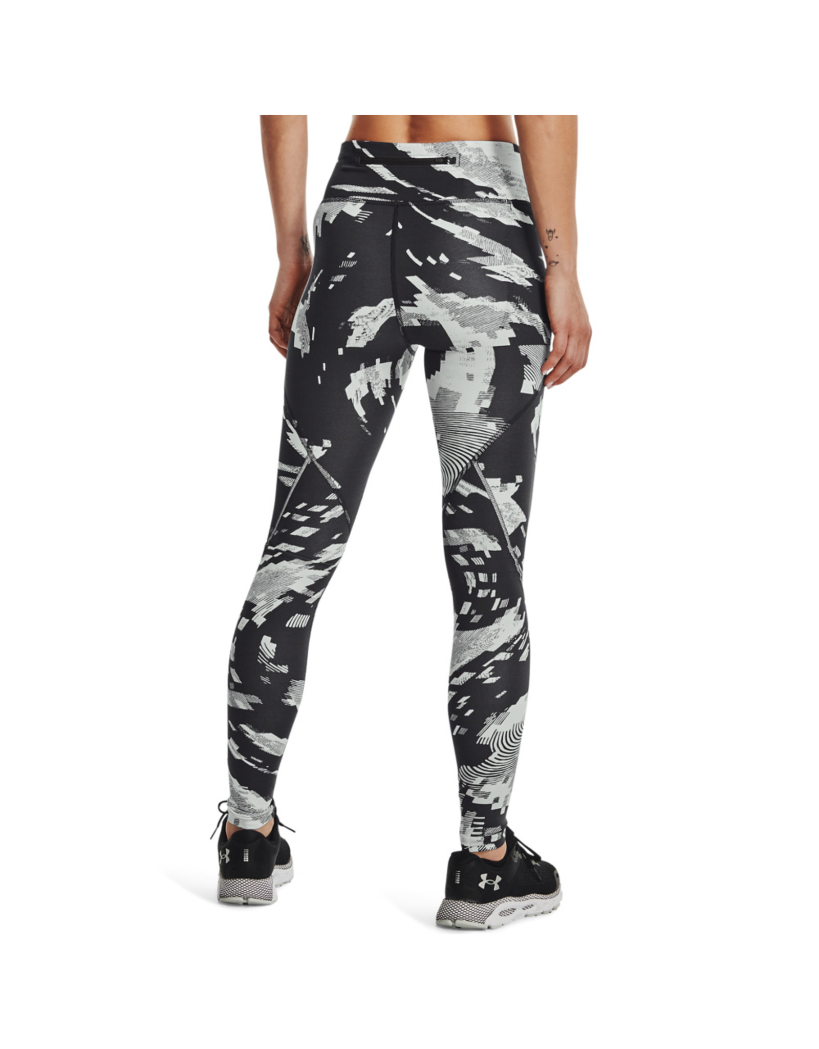 Under Armour UA Outrun the STORM Tight-Gray