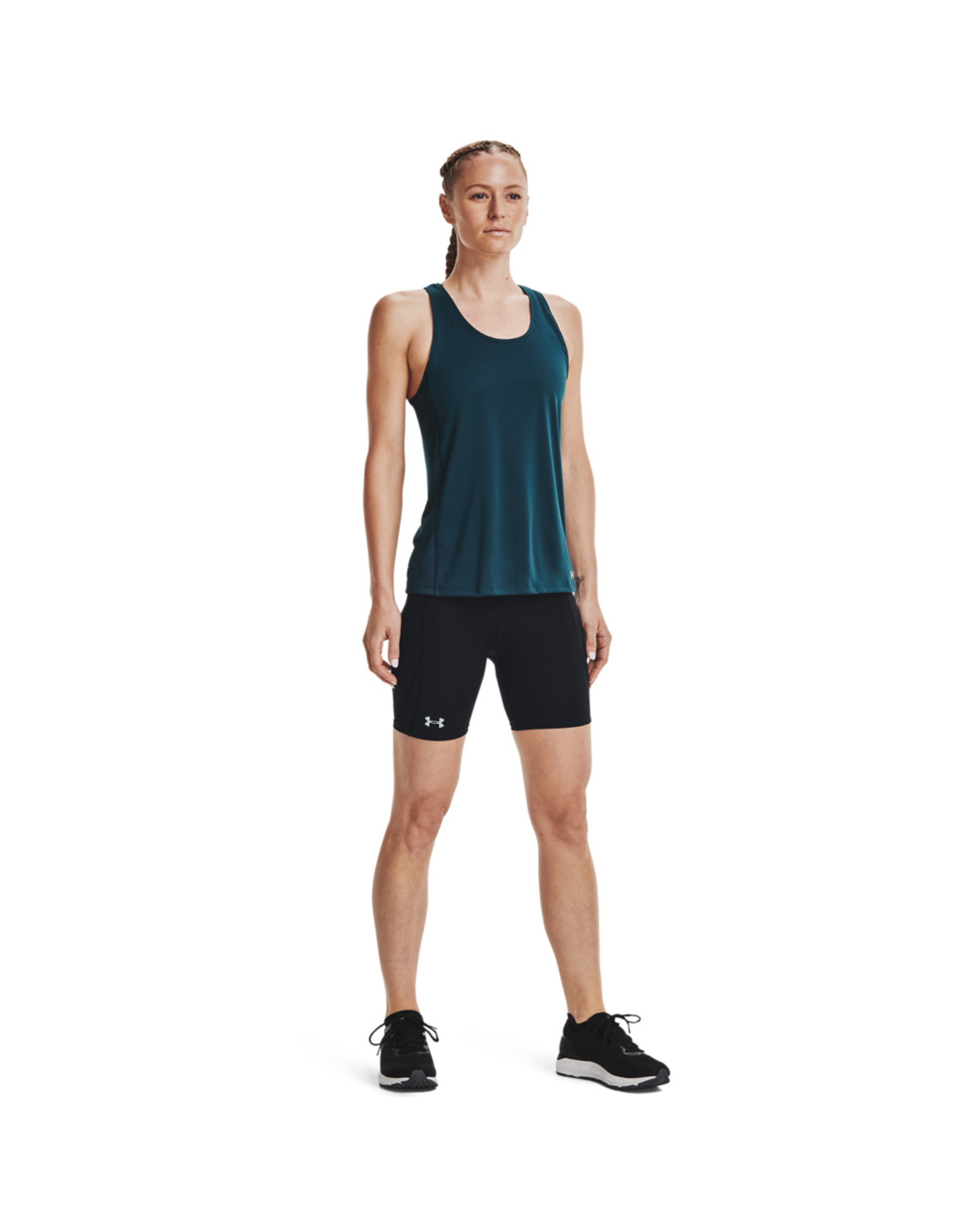 Under Armour UA Fly By Tank-Blue