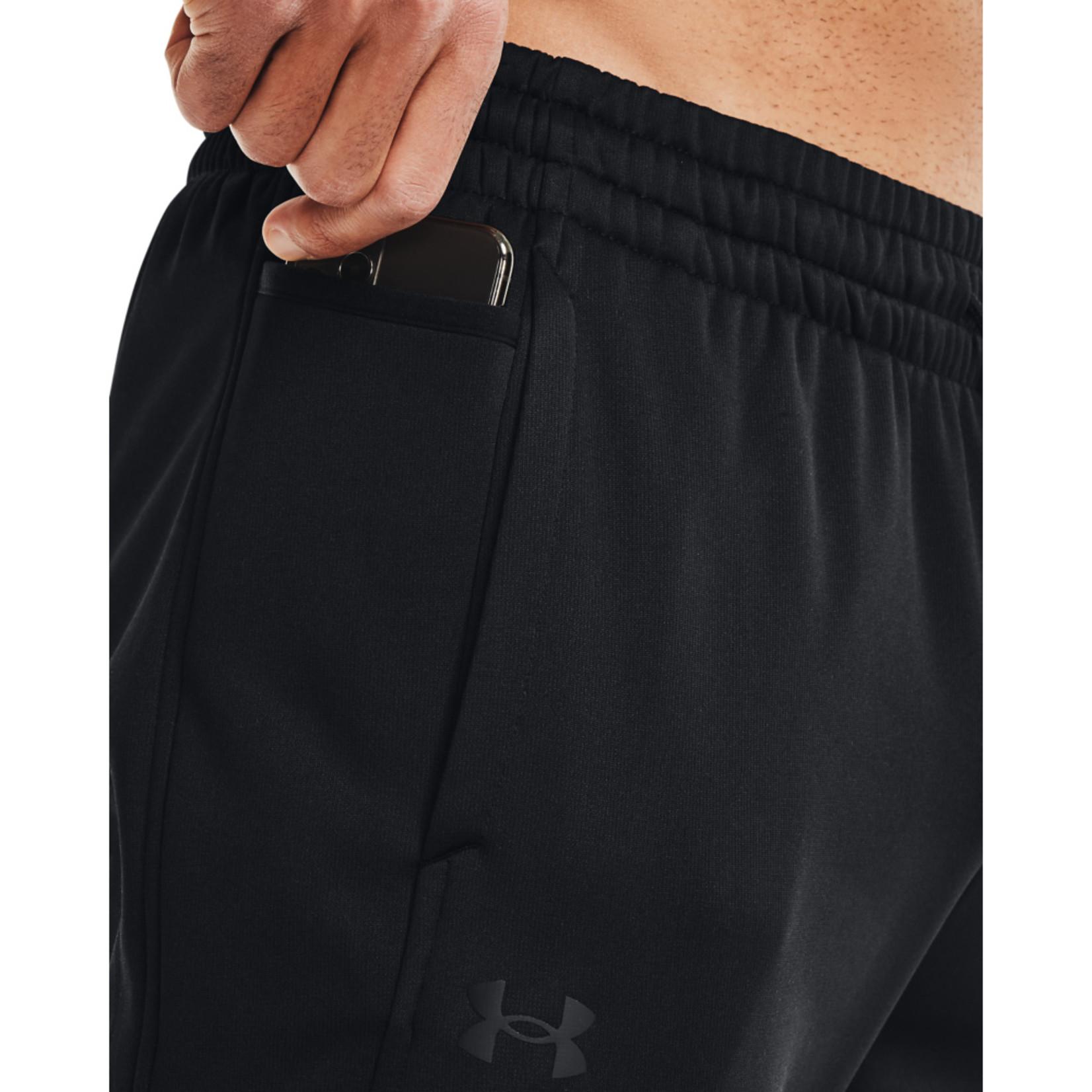 Under Armour UA Armour Fleece Pants-Black