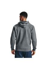 Under Armour UA Rival Fleece FZ Hoodie-Gray