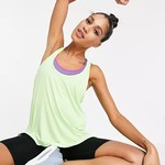 Under Armour UA Knockout Tank-Green
