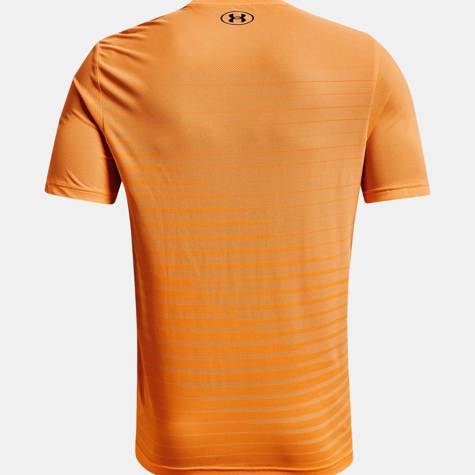 Under Armour UA Seamless Fade SS- Omega Orange