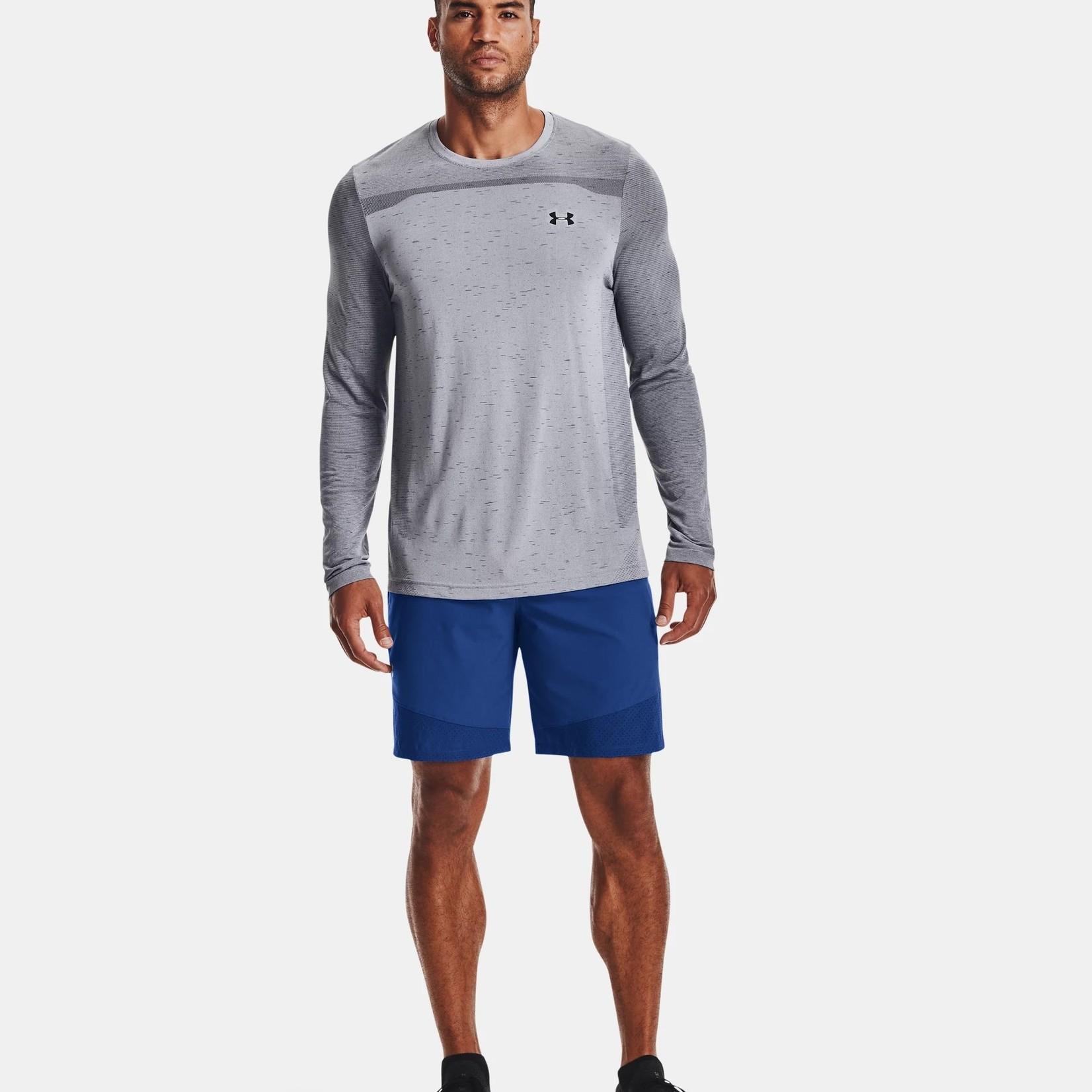 Under Armour UA Seamless Long Sleeve - Grey
