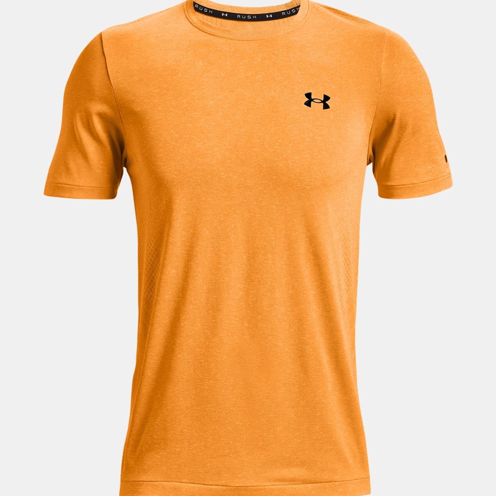 Under Armour UA Rush Seamless SS-Orange