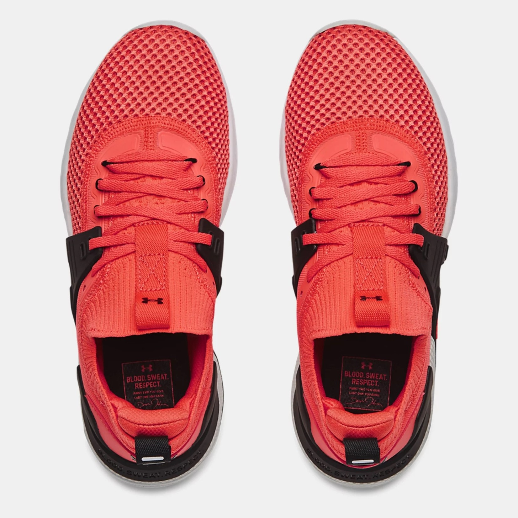 Under Armour UA W Project Rock 4-Red
