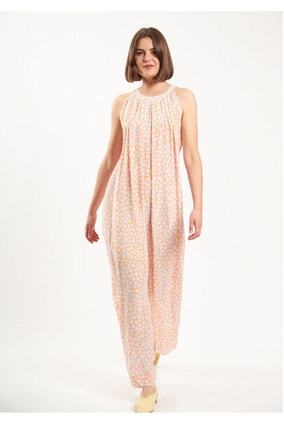 SILK OVERALL - PALE