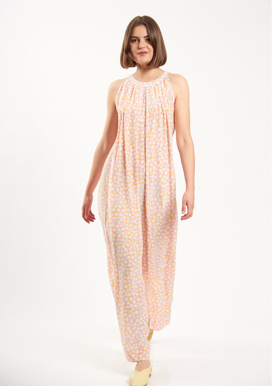 SILK OVERALL - PALE-1