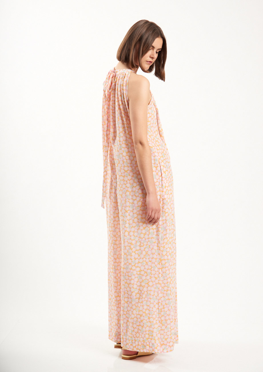 SILK OVERALL - PALE-4