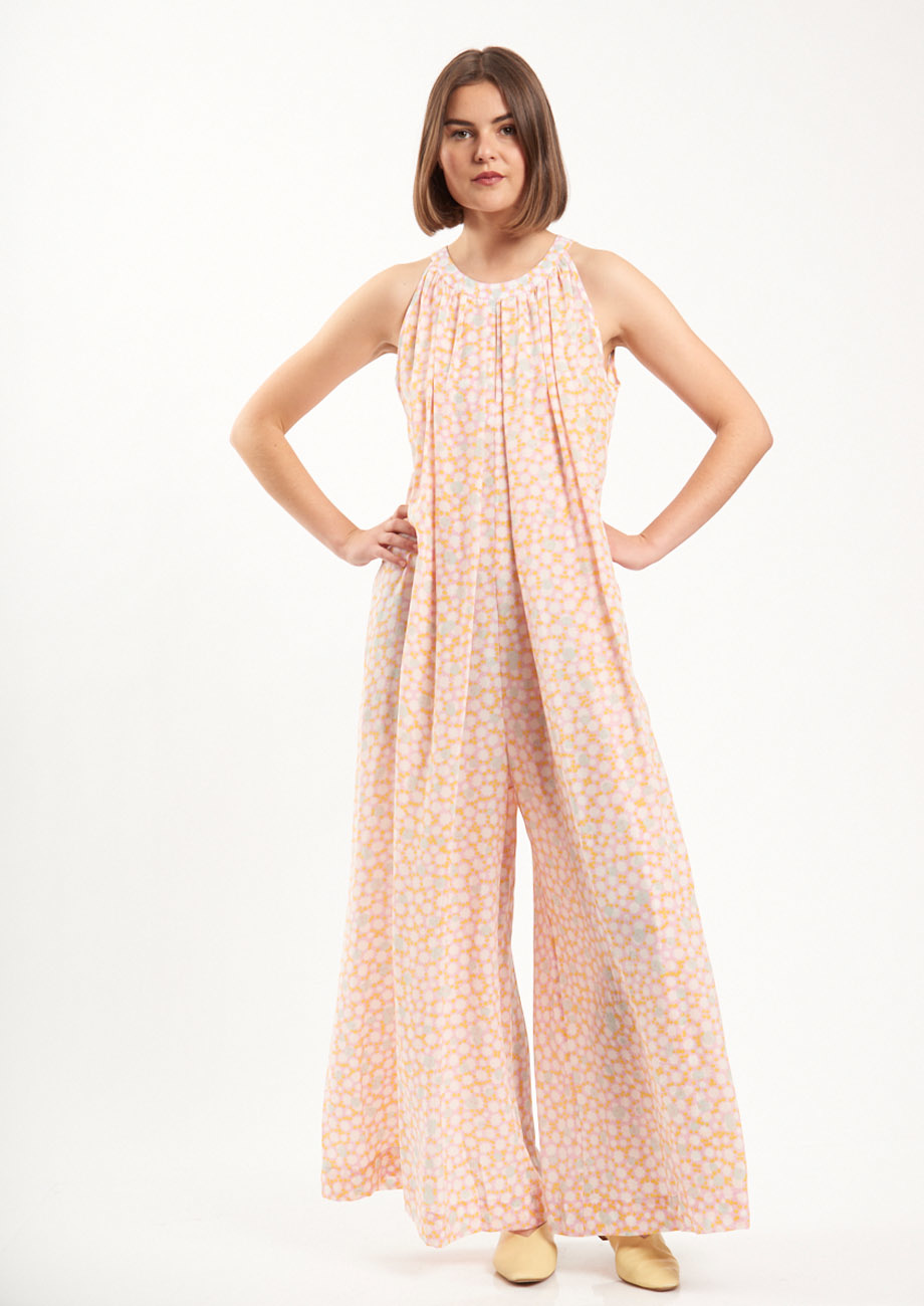 SILK OVERALL - PALE-6