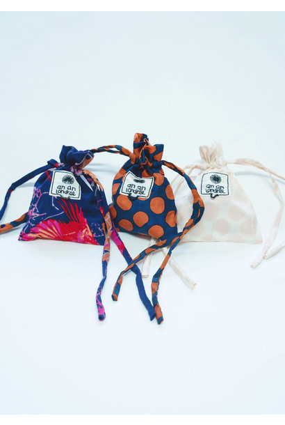 Set-of-3  Silk Masks - NIGHT