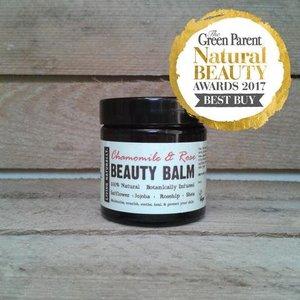 Living Naturally Chamomile & Rose Beauty Balm 60 ml