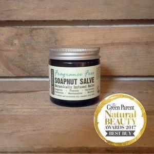 Living Naturally Fragrance Free Soapnut Salve