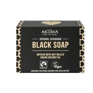 Akoma African Black Soap 145 gram