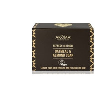 Akoma Oatmeal & Almond Soap
