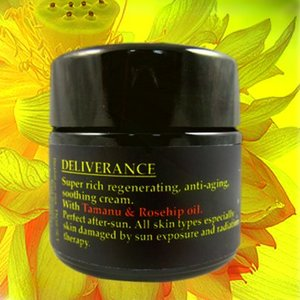 Unica Deliverance Organic Anti-Aging Soothing cream