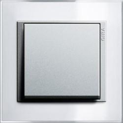 Event Klar weiß glänzend aluminium matt