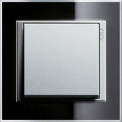 Event Klar schwarz glänzend aluminium matt