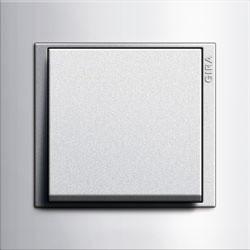 Event weiß glänzend aluminium matt