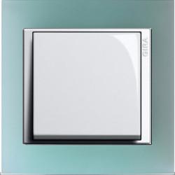 Event Opak mint matt weiß glänzend