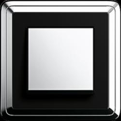ClassiX chrom-schwarz