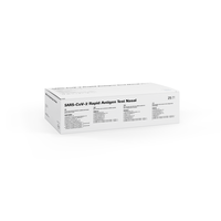 Roche SARS-CoV-2 Rapid Antigen Nasal Zelftest  verpakking met 1 stuk