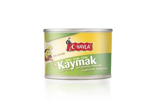 Yayla Kaymak met honing